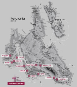 Kefalonia-winery-map